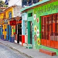 The Colorful Architecture of Mexico