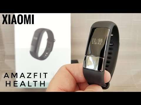 Xiaomi Amazefit Health Band Review Mi Band 3 Ecg Tracking Amazfit Central