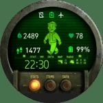 Fallout-PIPBOY Amazfit Pace Watchface