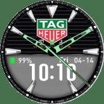 Tag Super Hybrid Amazfit Pace Watchface