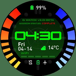Goldeneye 007 Watch Face - Amazfit Central