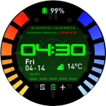 Goldeneye 007 Watch Face