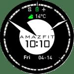 Amazfit Logos Watch Face