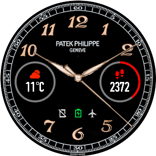 Complications Watchface Amazfit Central