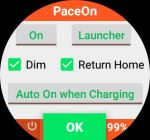 [APP] PaceOn – v3.4 – Keep the Amazfit Pace screen on as long as you want+Lock screen