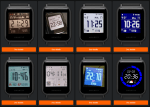 Amazfit Bip Watch Face Repository