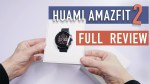 Huami Amazfit 2 Full Review