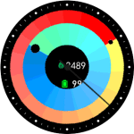 Vibrant – Amazfit Verge Watch faces
