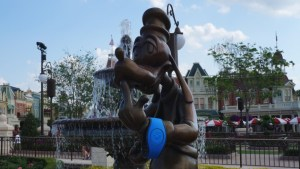 A day out with Disney