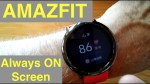 "XIAOMI AMAZFIT PACE IP67 Smartwatch ""Always On"" Screen: Unboxing and 1st Look [Chinese Version]"
