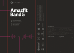 Will Amazfit Band 5 be better than Xiaomi Mi Band 5? The first data appeared about the bracelet Huami