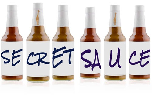 Octarine Secret Sauce