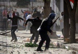 manifestation algerie 300x208 Amazigh Alger : Manifestation amazigh Kateb le 12/02/11