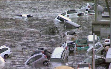 Seisme et Tsunami au Japon 2011 Japon: le tsunami fait des milliers de morts