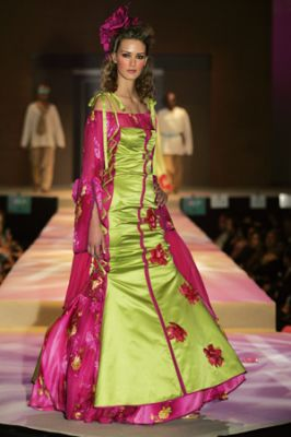 Amazigh Caftan 2011 Caftan 2011: Vogue zaman marocain