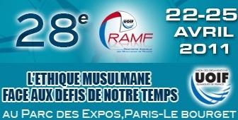 Rencontre Annuelle des Musulmans de France 2011 Amazigh: 28ème Rencontre Annuelle des Musulmans de France