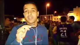 شاب ناضوري يهدد بإحراق الوثائق الاوطنية ان لم يتم اطلاق سراح المختطفين