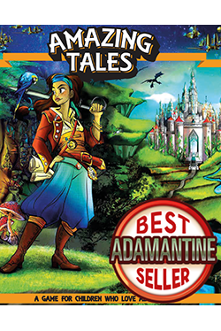 Amazing Tales cover