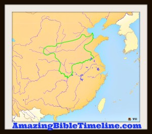 Tang-Shang Dynasty - Amazing Bible Timeline with World History