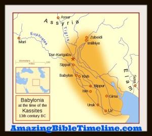 Kassites_Governs_Babylon