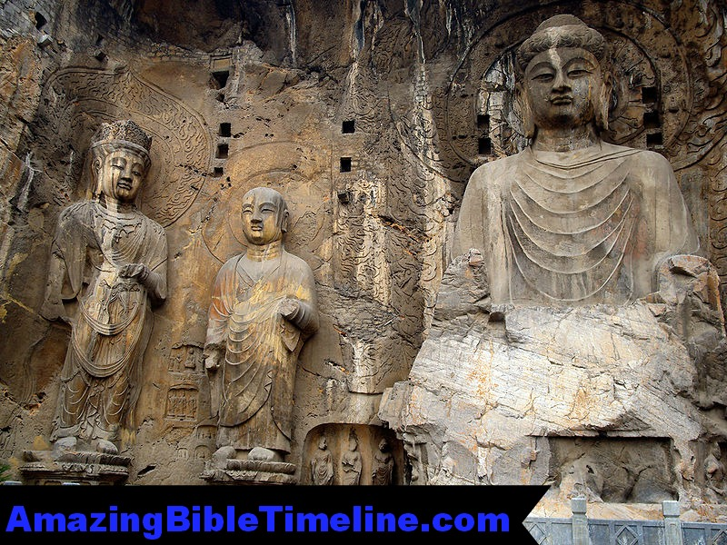 Buddhism In Ancient China  History Of