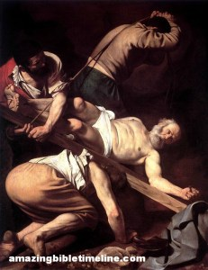 When and how did the Twelve Apostles die