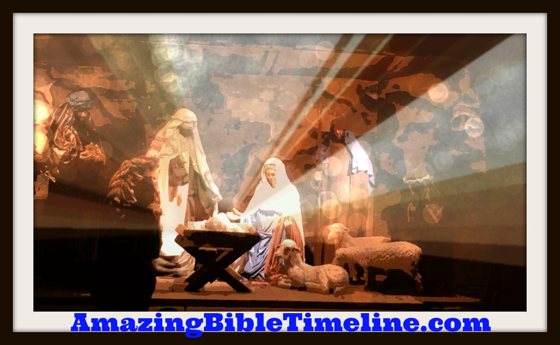 Was Christmas a Pagan Holiday and Is It Again? - Amazing Bible Timeline with World History