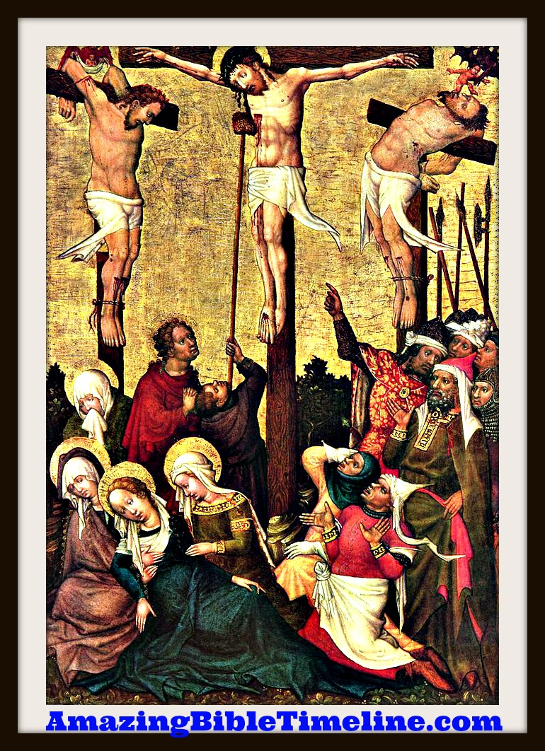 What Are The Names of the Thieves Crucified With Christ? - Amazing