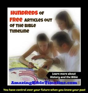 Amazing Bible Timeline