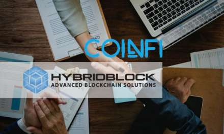 PR: CoinFi Partners with HybridBlock to Expand Crypto Intelligence Offerings