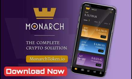 (MT)(MTS) Monarch Token is here! Mass adoption into Crypto?