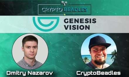 (GVT) Genesis Vision and Monarch Token Partnership (MT)(MTS)(Crypto)