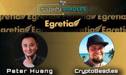 Egretia (EGT) and their HTML5 Blockchain Goals (CRYPTO)