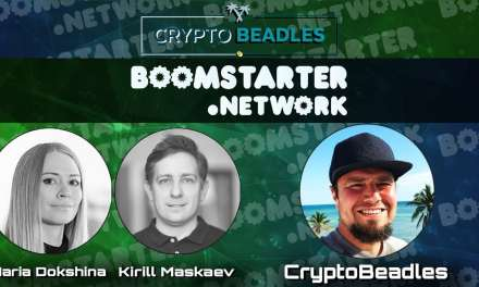 (BC) Boomstarter and their crypto crowd funding solution