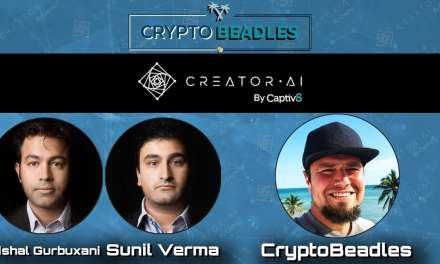 (CR8) CreatorAI wants to disrupt the content creation industry (CRYPTO)