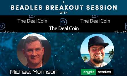 NEW ICO The Deal Coin (DLSD) Interview with Michael Morrison