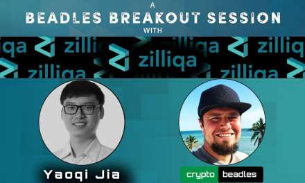 AWESOME (ZIL) Crypto Zilliqa Co-Founder Demos platform for us