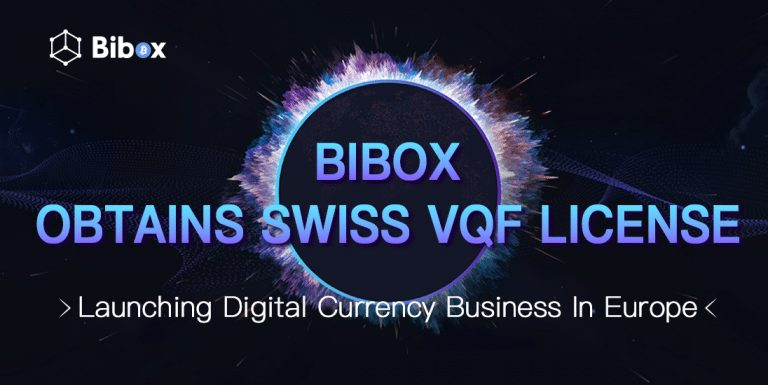 PR: Bibox Gains Swiss VQF License – Accelerating Global Expansion