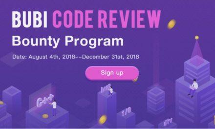 PR: BUBI Launches Code Review Bounty Program