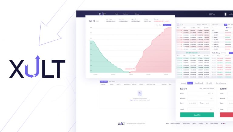PR: XULT – the New Cryptocurrency Exchange by Exchangecoin (EXCC)