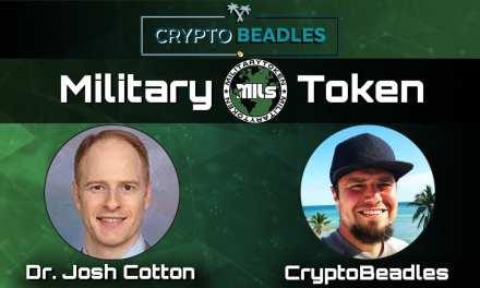 (MILS) (Crypto) Military Token for Vets