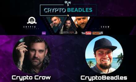 Monarch and Crypto with Crypto Crow
