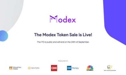 PR: Last Chance to Contribute to Modex Tech ICO