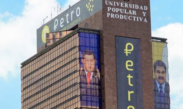 Venezuela's Cryptocurrency Petro Has No Users, No Investors and No Oil to Back It Up