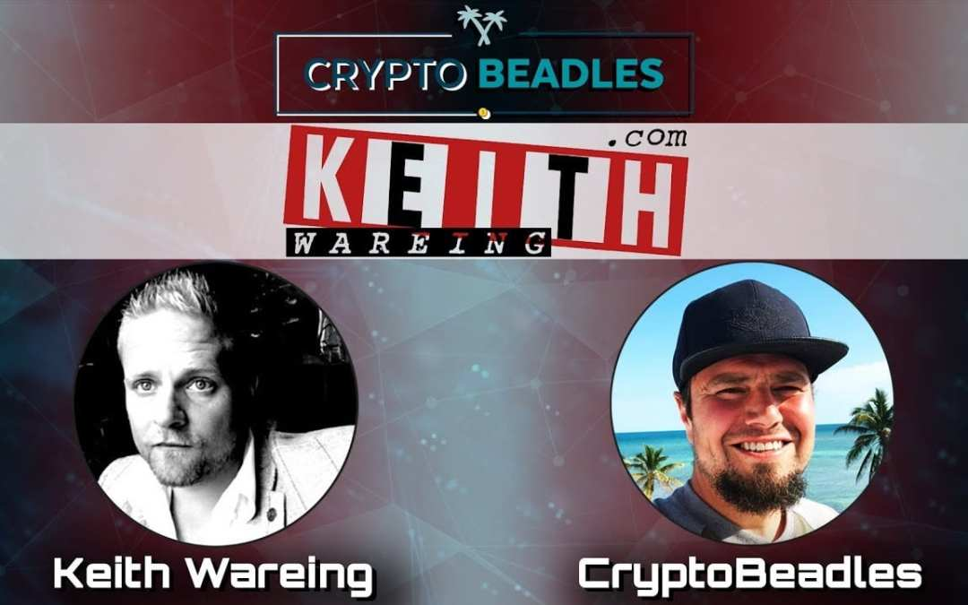 Fun Crypto Chat WIth Keith Wareing