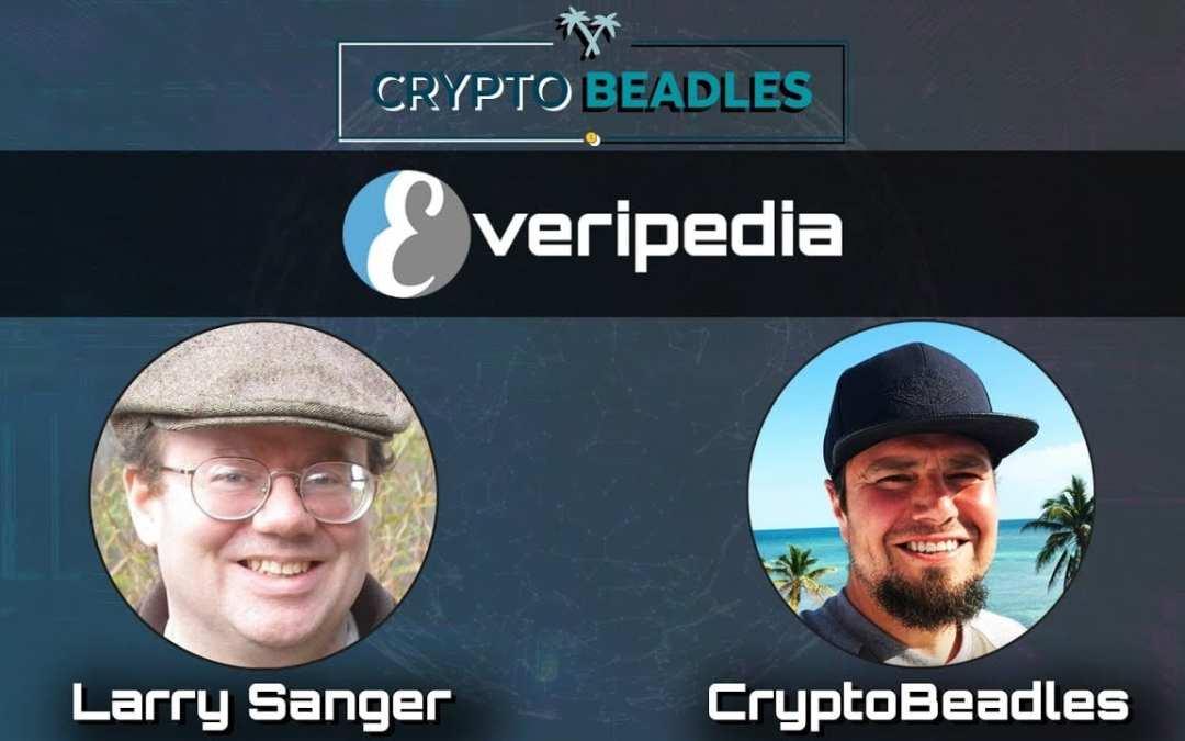 Co-Founder of Wikipedia goes BlockChain meet Everipedia (Crypto) (IQ Token)