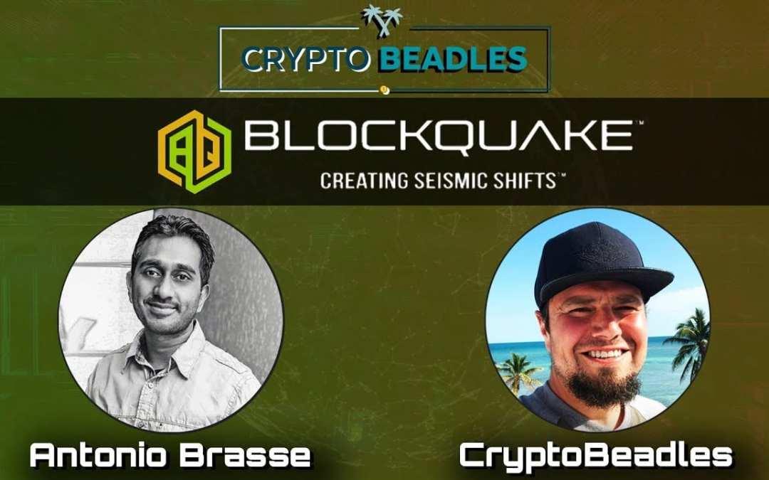 BlockQuake Crypto Exchange Interview