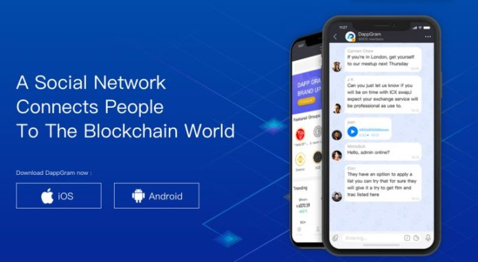 Social Messaging App DappGram Launches in New York