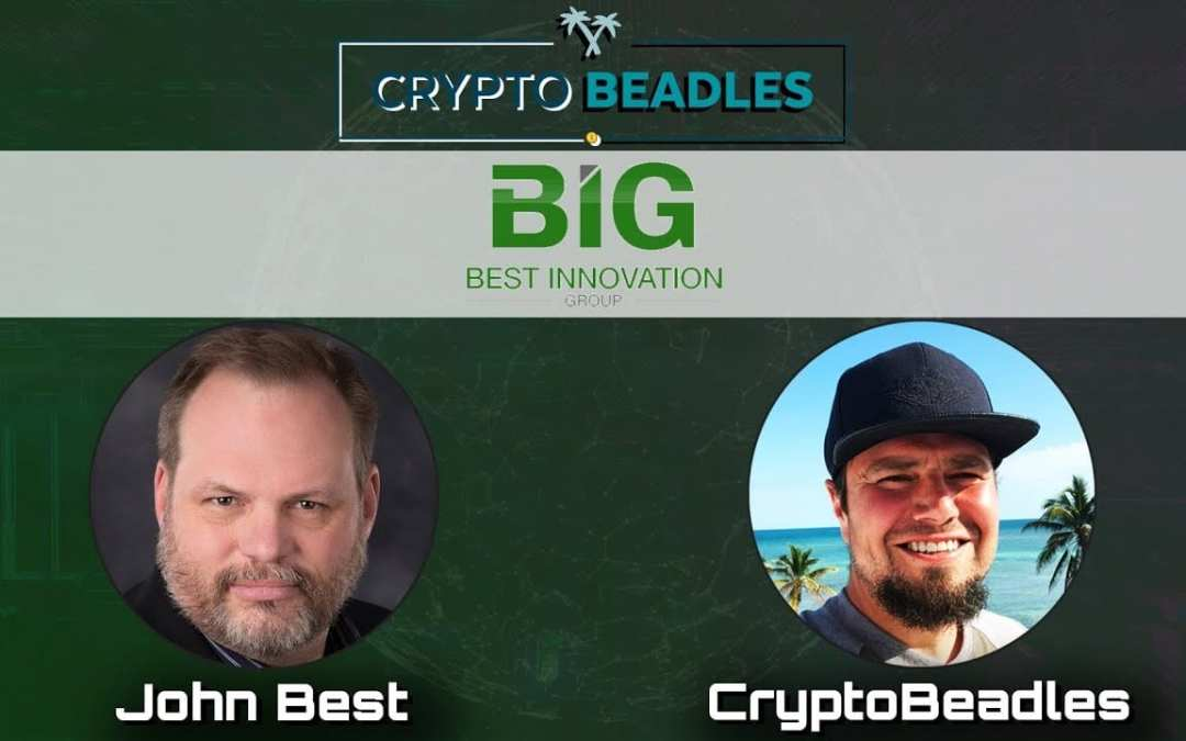 Crypto talk with Hedera Hashgraph and Swirlds Consultant John Best