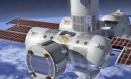 Cryptocurrency Enthusiasts Can Pay $10 Million for a 12-Night Stay in Space